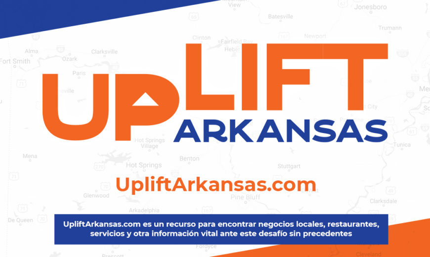 Uplift Arkansas graphic